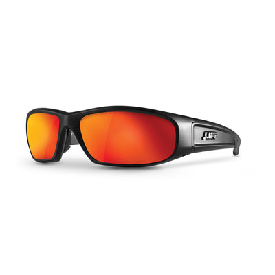 SWITCH Sunglasses - Matte Black - LIFT Aviation
