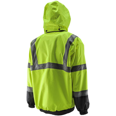 LIFT Aviation - Hi-Viz Bomber Jacket