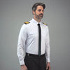 Flextech - Professional Pilot Shirt Long Sleeve - LIFT Aviation
