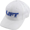 Corp Snapback - White - LIFT Aviation