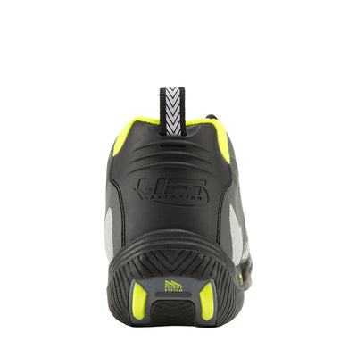 LIFT Aviation - Air Boss - Grey & HiViz Narrow Width