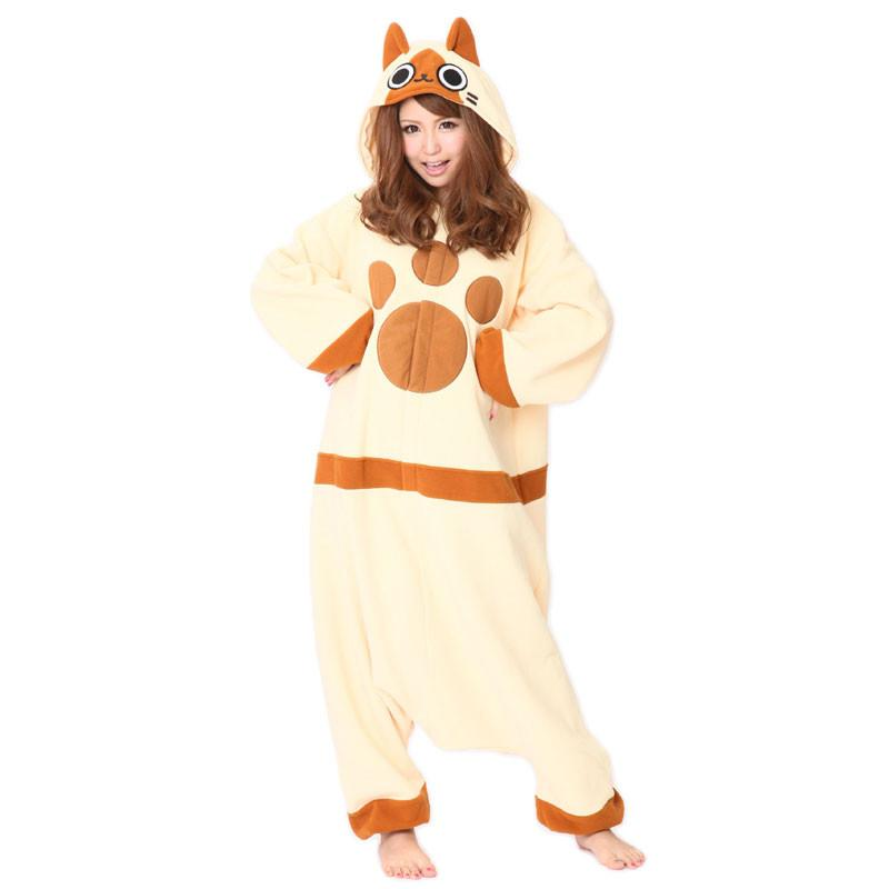 Monster Hunter Airou Kigurumi