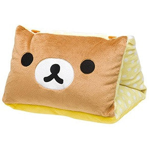 Rilakkuma Squad 2-Way Cushion