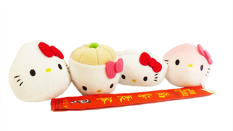 Hello Kitty Dim Sum