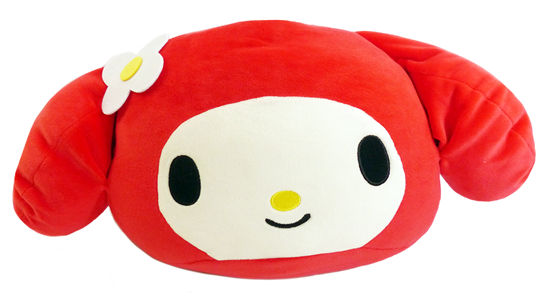 My Melody Mochi Mochi Plush 14''