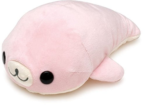 Pink Mamegoma (Seal) Plush 19''