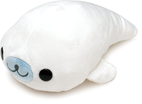 White Mamegoma (Seal) Plush 19''