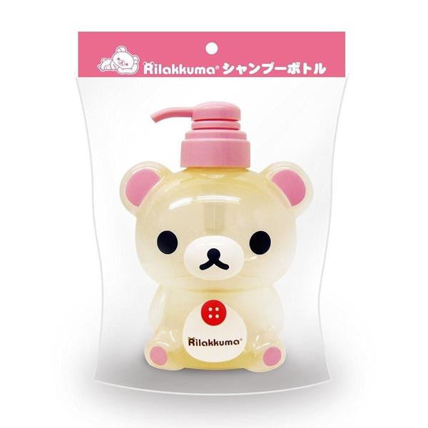 Korilakkuma Shampoo & Soap Pump Bottle