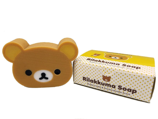 Rilakkuma Soap Bar