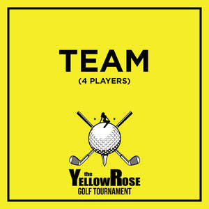 Yellow Rose Golf Tournament - TEAM