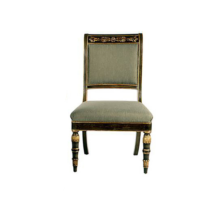 RUSSIAN IMPERIAL DINING SIDE CHAIR