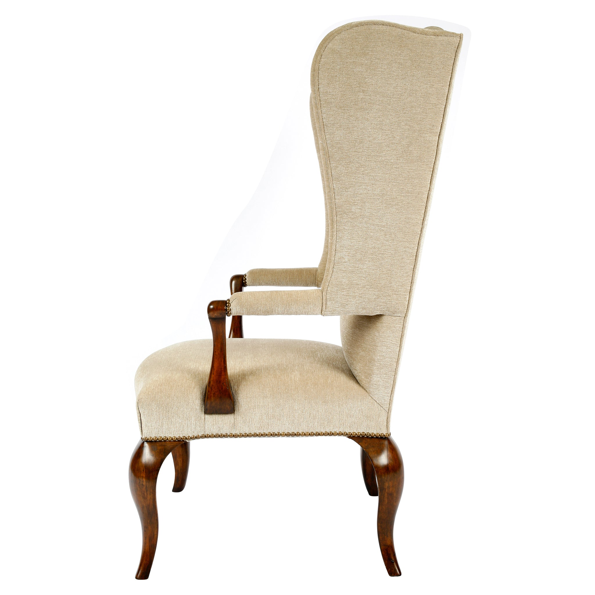 ... COUNTRY FRENCH WING CHAIR ...