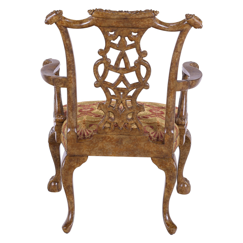 VICTORIA AND ALBERT CHAIR
