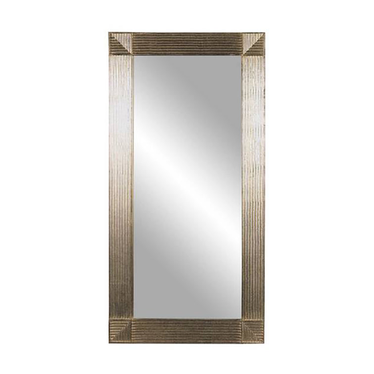 LARGE ART DECO STYLE MIRROR
