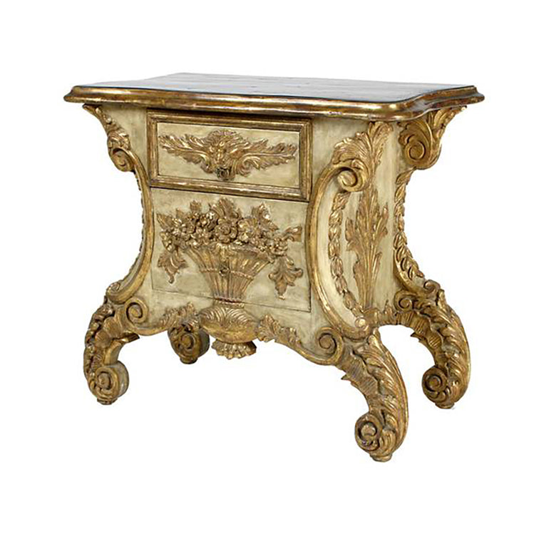 CARVED VENETIAN BUFFET