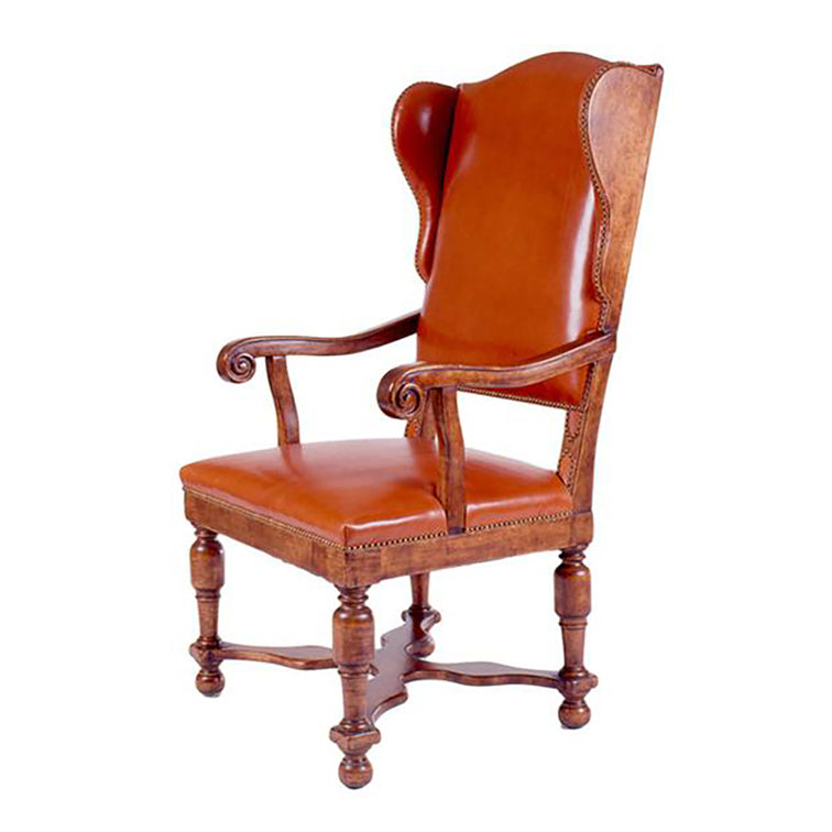 BAROQUE WING CHAIR