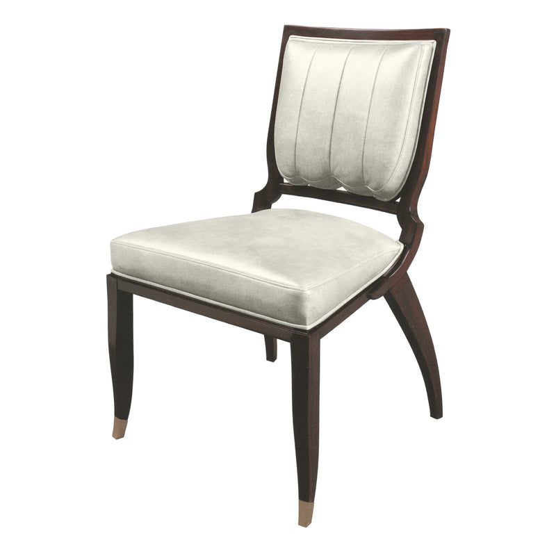 FAUTEUIL ENTRELAS DINING SIDE CHAIR
