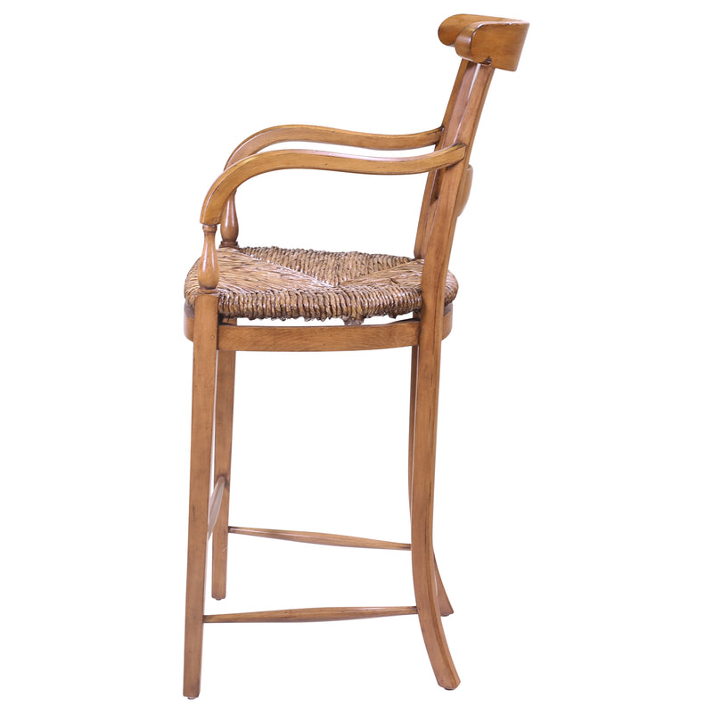 COUNTRY FRENCH BARSTOOL