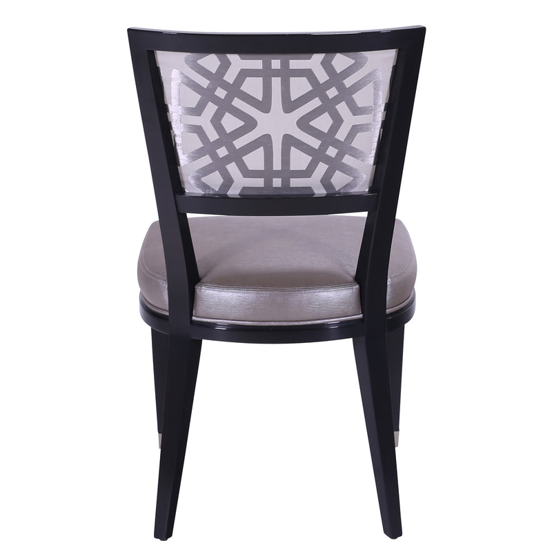 FAUTEUIL DELPHI DINING SIDE CHAIR