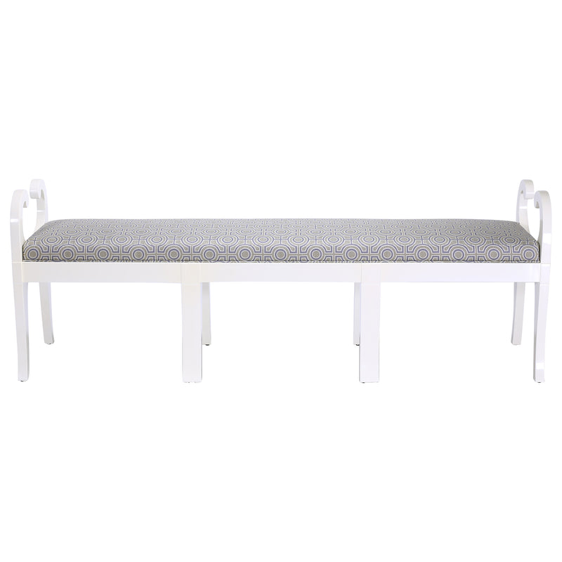RUSSIAN NEOCLASSICAL BENCH