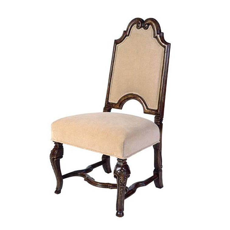 FLEMISH DINING SIDE CHAIR