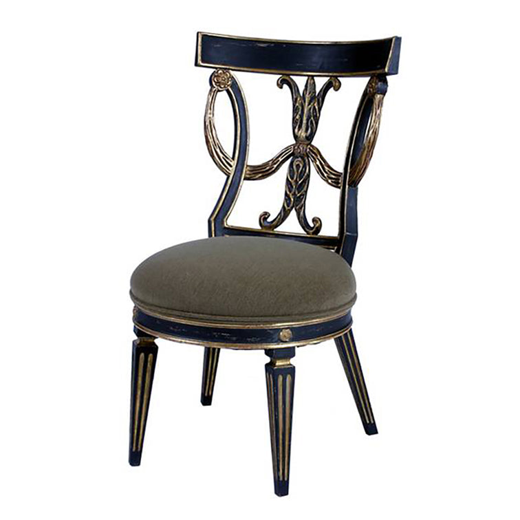 REGENCY DINING SIDE CHAIR