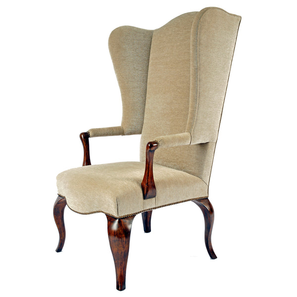 COUNTRY FRENCH WING CHAIR