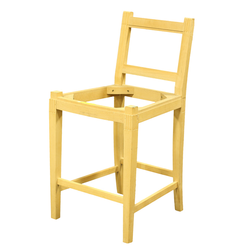 FRENCH EMPIRE COUNTER STOOL