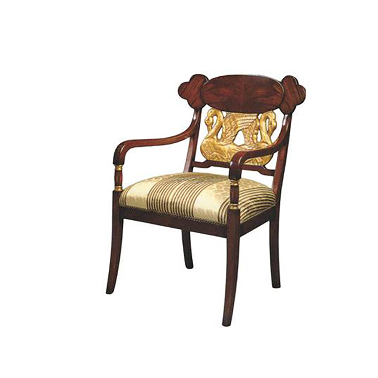 SWEDISH BIEDERMEIER  ARMCHAIR