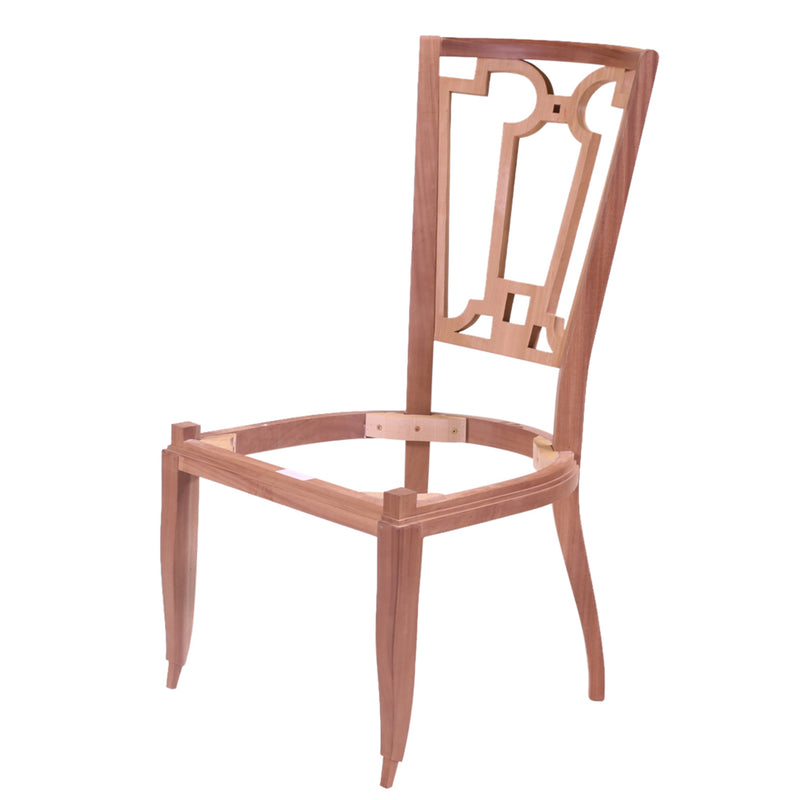 THE MARQUISE SIDE CHAIR RAW FRAME
