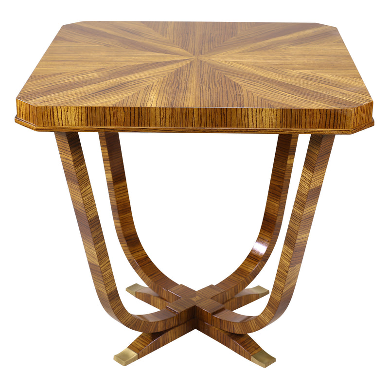 ST. HONORE SQUARE END TABLE