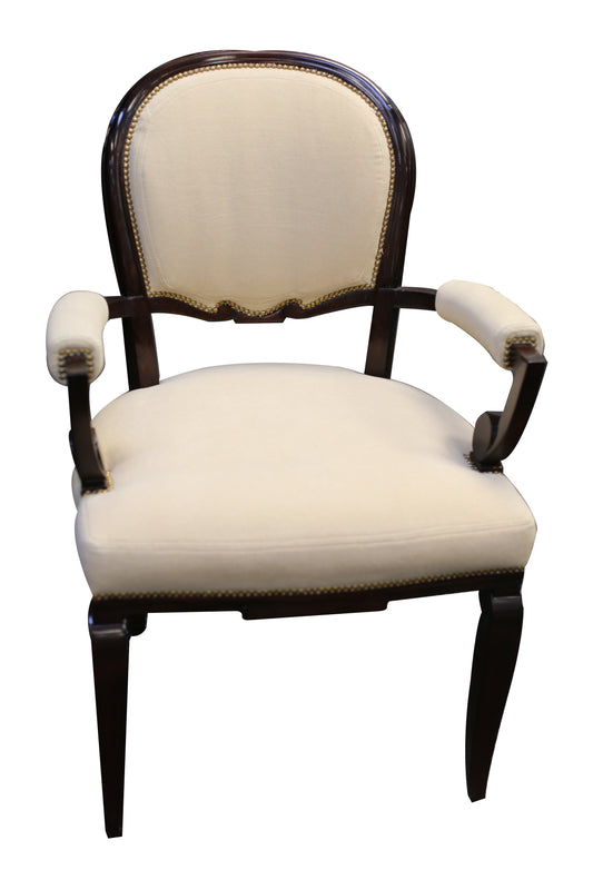 ART DECO DINING ARMCHAIR SAMPLE SALE