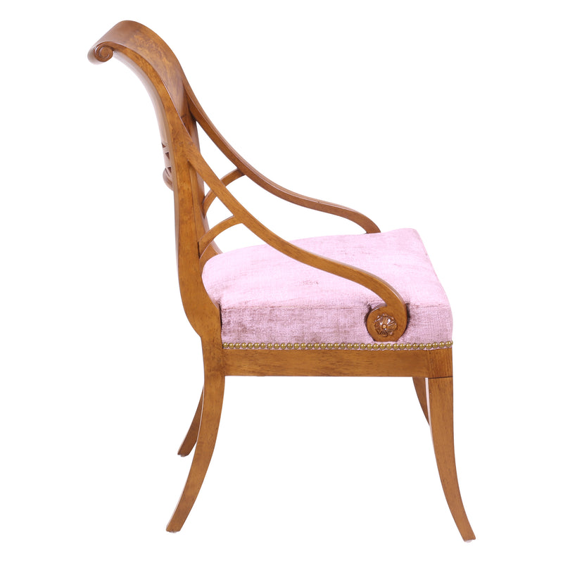 LOUIS PHILIPPE OCCASIONAL CHAIR