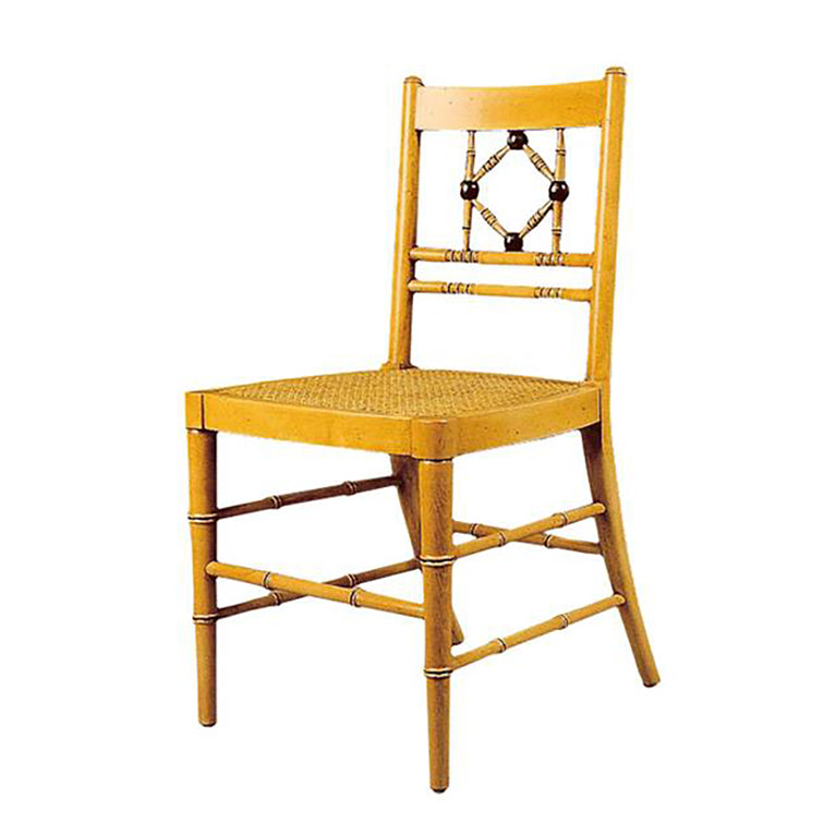 ENGLISH REGENCY SIDE CHAIR