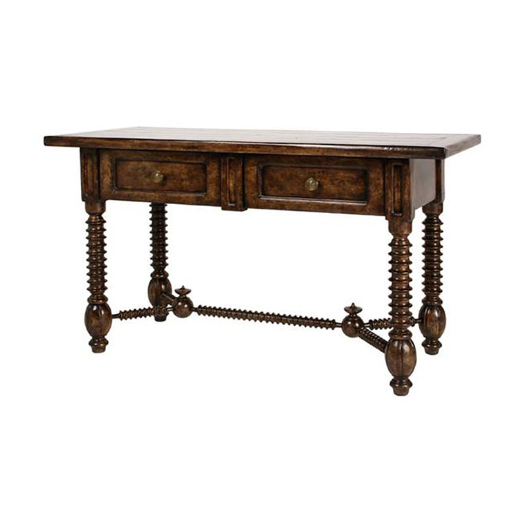 SPOOLED CONSOLE / SOFA TABLE