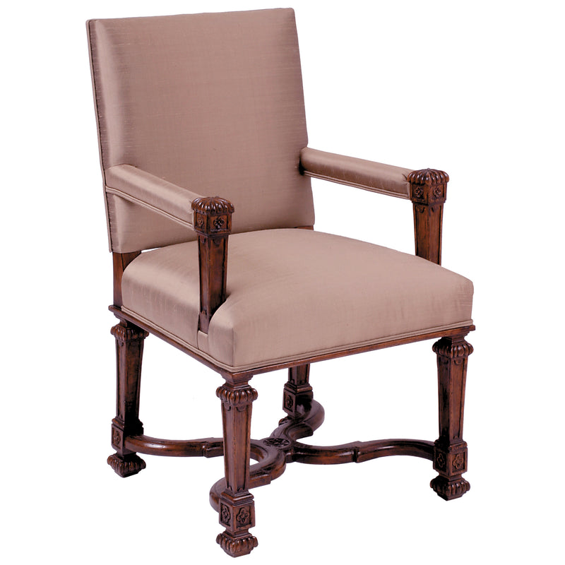 LOUIS XIV DINING ARMCHAIR