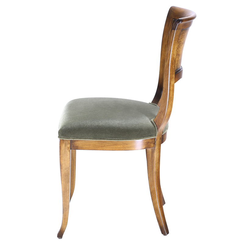 ITALIAN DIRECTOIRE SIDE CHAIR