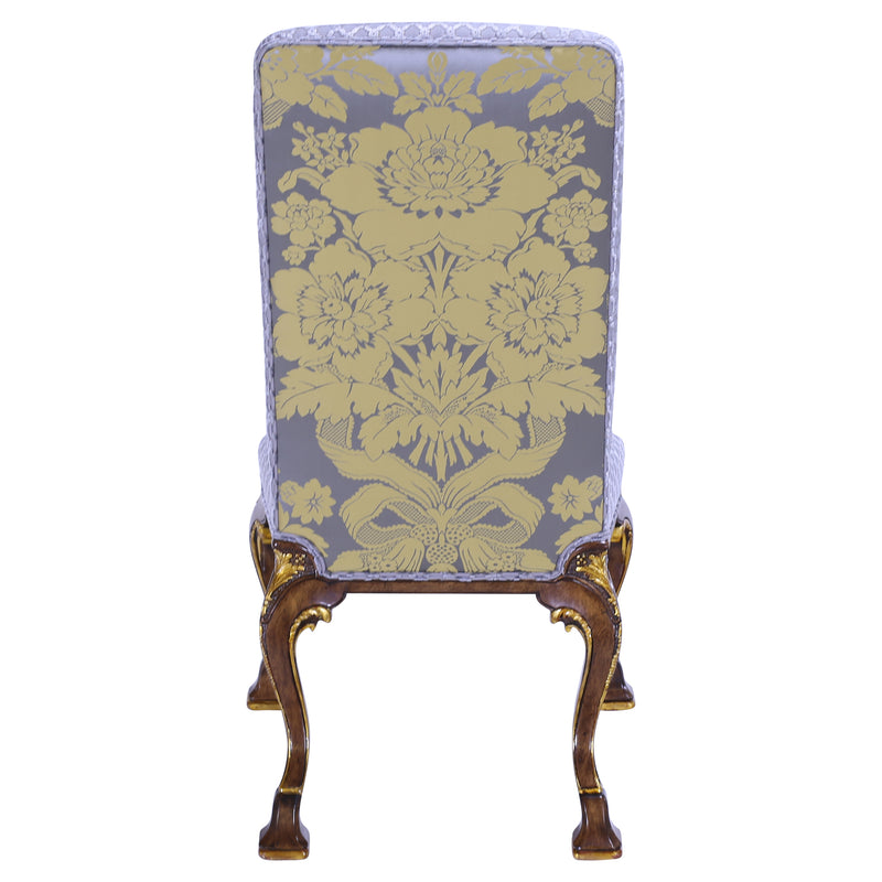 GEORGIAN STYLE HIGH BACK  DINING SIDE CHAIR