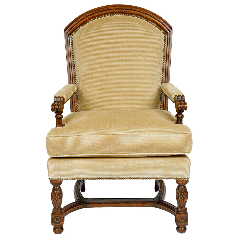 LOUIS XIV OCCASIONAL ARMCHAIR