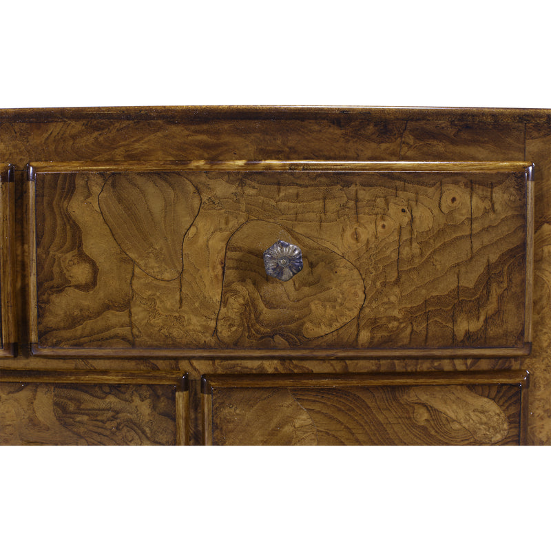 ENGLISH REGENCY STYLE CHEST