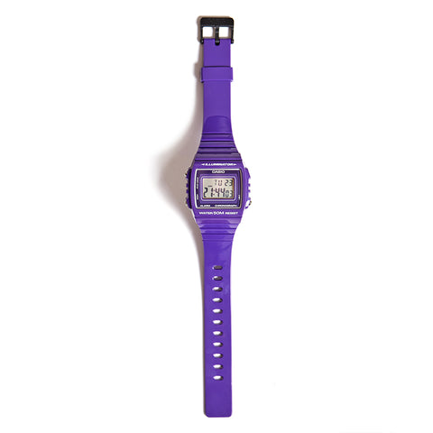 CASIO PURPLE CLASSIC WATCH