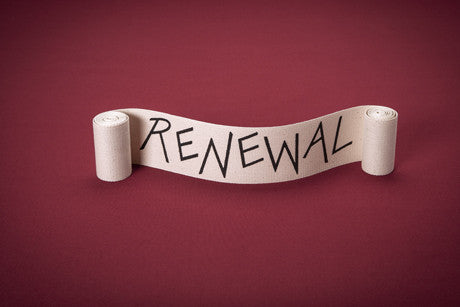 Renewal of Body / Renewal of Spirit