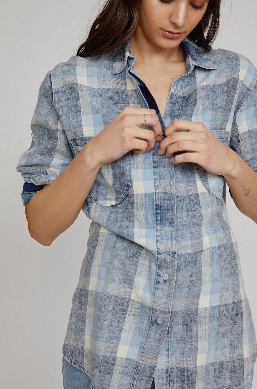 Charlie check shirt