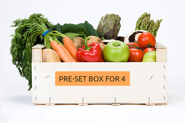 Pre-Set Box for 4