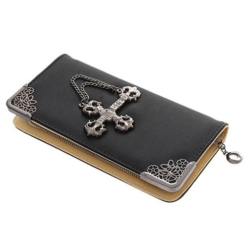 Cross Leather Wallet