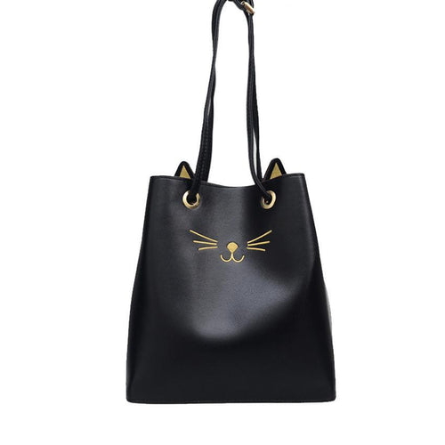 Eliza Bucket Cat Bag