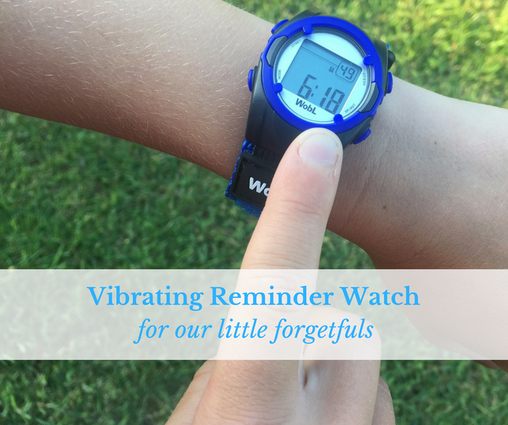 Vibrating Reminder Watch gets 5 stars