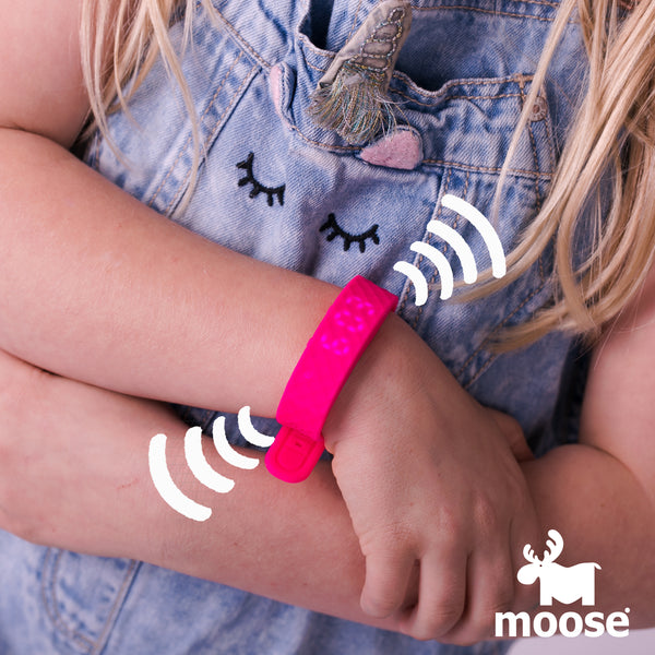 Super mum Amber reviews our Mini Moose Vibrating Reminder Watch