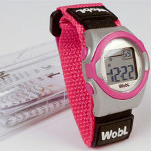 WobL Vibrating Reminder Watch