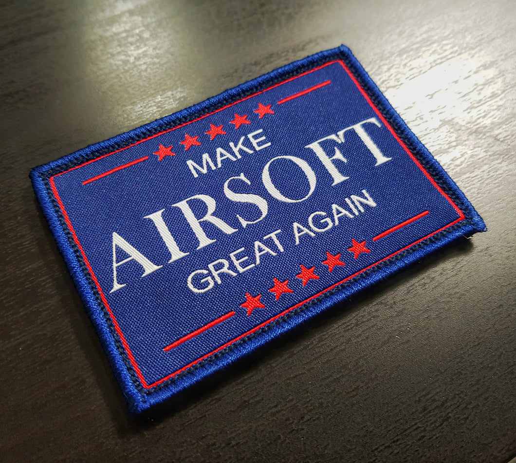 Make Airsoft Great Again Patch [Free Shipping]